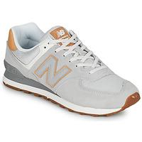 Pantofi Bărbați Pantofi sport Casual New Balance 574 Gri / Bej