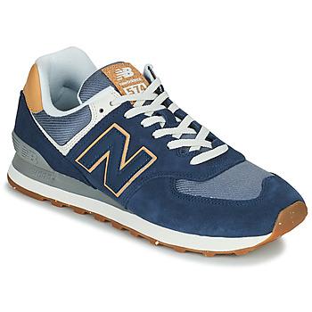 Pantofi Bărbați Pantofi sport Casual New Balance 574 Albastru