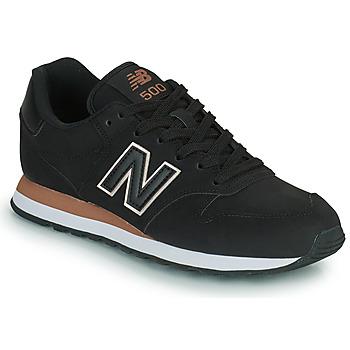 Pantofi Femei Pantofi sport Casual New Balance 500 Negru