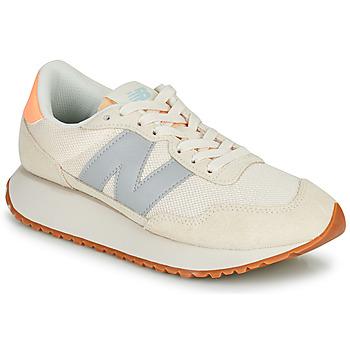 Pantofi Femei Pantofi sport Casual New Balance 237 Bej