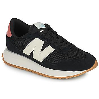 Pantofi Femei Pantofi sport Casual New Balance 237 Negru / Alb / Roz