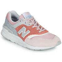 Pantofi Femei Pantofi sport Casual New Balance 997 Roz / Gri