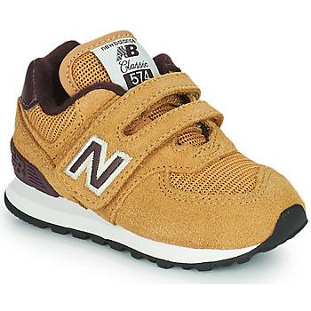 Pantofi Băieți Pantofi sport Casual New Balance 574 Maro