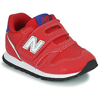 Pantofi Băieți Pantofi sport Casual New Balance 373 Roșu