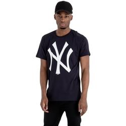Îmbracaminte Bărbați Tricouri mânecă scurtă New-Era MLB New York Yankees Albastru
