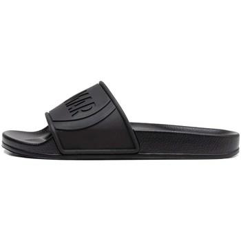 Pantofi Bărbați Șlapi Colmar Slipper Logo Negre
