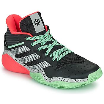 Pantofi Basket adidas Performance HARDEN STEPBACK Negru / Gri / Verde
