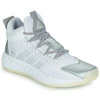 Pantofi Basket adidas Performance PRO BOOST MID Alb / Argintiu