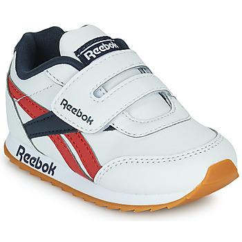 Pantofi Copii Pantofi sport Casual Reebok Classic REEBOK ROYAL CLJOG 2  KC Alb / Albastru / Roșu