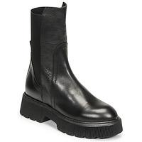 Pantofi Femei Botine Mimmu VITELLO Negru