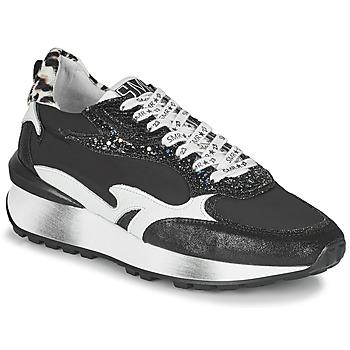 Pantofi Femei Pantofi sport Casual Semerdjian MARI Negru / Alb