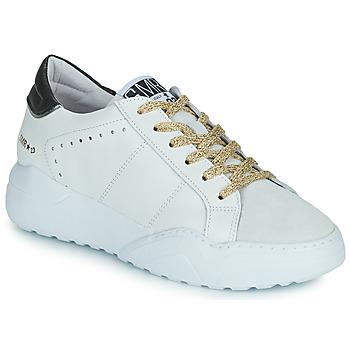 Pantofi Femei Pantofi sport Casual Semerdjian KYLE Alb / Bej / Negru
