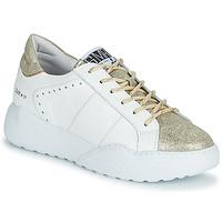 Pantofi Femei Pantofi sport Casual Semerdjian KYLE Alb / Auriu