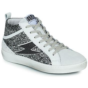 Pantofi Femei Pantofi sport stil gheata Semerdjian ALFA Bej / Negru