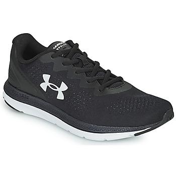 Pantofi Bărbați Trail și running Under Armour CHARGED IMPULSE 2 Negru / Alb
