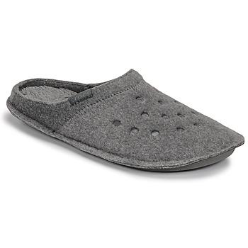 Pantofi Papuci de casă Crocs CLASSIC SLIPPER Gri
