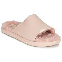 Pantofi Femei Șlapi Melissa MELISSA FLUFFY SIDE AD Roz