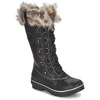 Pantofi Femei Cizme de zapadă Kimberfeel BEVERLY Negru