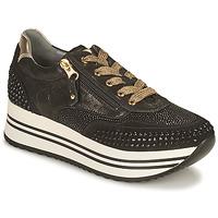 Pantofi Femei Pantofi sport Casual NeroGiardini CAROTTO Negru