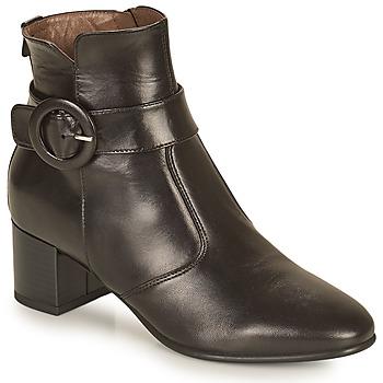 Pantofi Femei Botine NeroGiardini BLETTO Negru