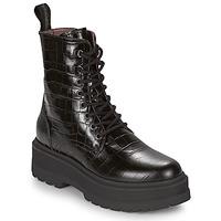 Pantofi Femei Ghete NeroGiardini CATALONIO Negru