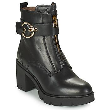 Pantofi Femei Botine NeroGiardini CELERO Negru