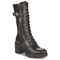 Pantofi Femei Cizme casual NeroGiardini CHAMPIGNO Negru