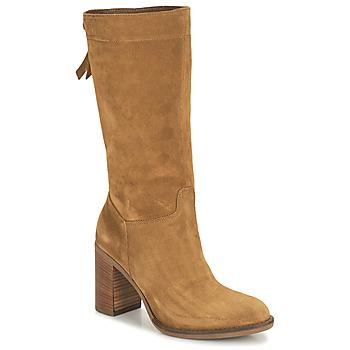 Pantofi Femei Cizme casual NeroGiardini CITROUILLO Coniac