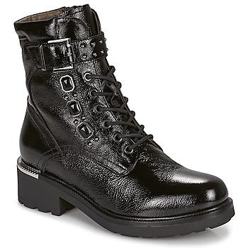 Pantofi Femei Ghete NeroGiardini CONCOMBRO Negru