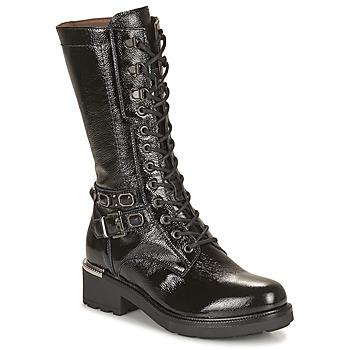Pantofi Femei Cizme casual NeroGiardini COURGO Negru