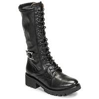 Pantofi Femei Cizme casual NeroGiardini CRESSONO Negru
