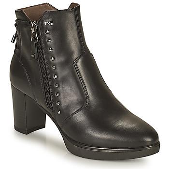 Pantofi Femei Botine NeroGiardini DACHINO Negru