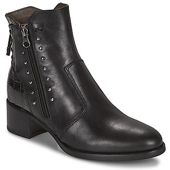 Pantofi Femei Botine NeroGiardini ENDIVO Negru