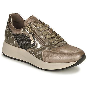 Pantofi Femei Pantofi sport Casual NeroGiardini GIROMONO Auriu