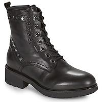 Pantofi Femei Ghete NeroGiardini MANIOCO Negru