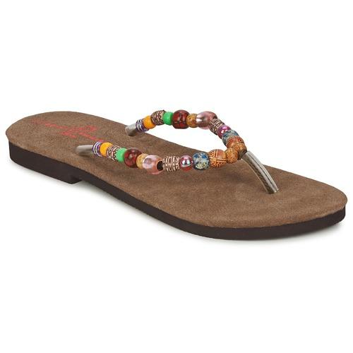 Pantofi Femei  Flip-Flops Banana Moon PERLA Multicolor
