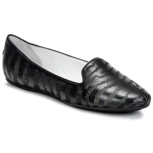 Pantofi Femei Mocasini Roberto Cavalli TPS648 Negru