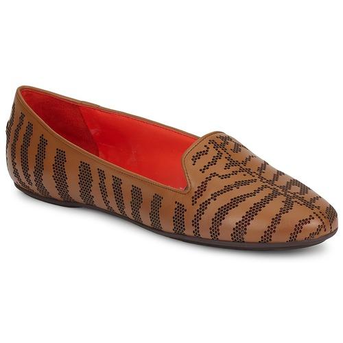Pantofi Femei Mocasini Roberto Cavalli TPS648 Maro