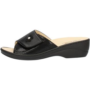 Pantofi Femei Papuci de vară Clia Walk ESTRAIBILE496 Black