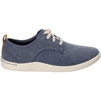 Pantofi Bărbați Sneakers Clarks 132276 Albastru