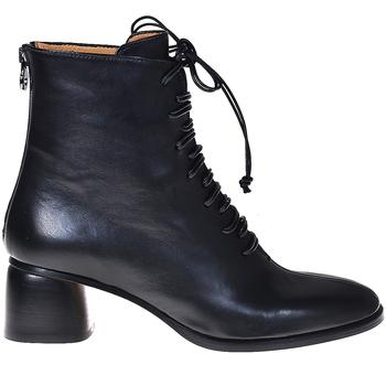 Pantofi Femei Ghete Triver Flight 111-02 Negru