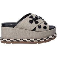 Pantofi Femei Papuci de vară Exé Shoes G470017144581 Gri