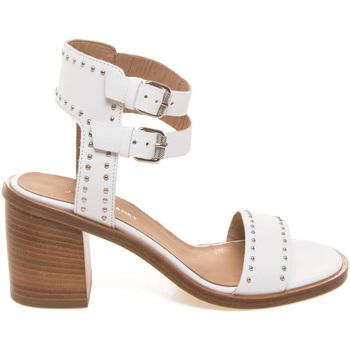 Pantofi Femei Sandale  Janet&Janet 43603 Alb