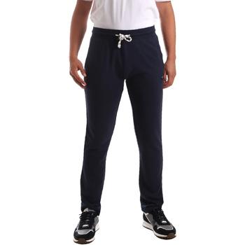Îmbracaminte Bărbați Pantaloni  Key Up 2F36E 0001 Albastru