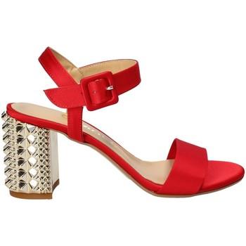 Pantofi Femei Sandale  Grace Shoes 1490 Roșu