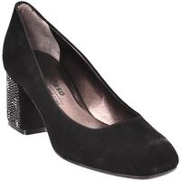 Pantofi Femei Pantofi cu toc Melluso D5134E Negru