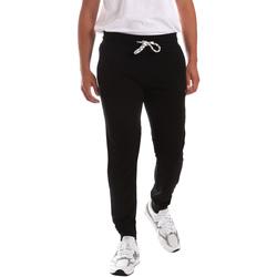Îmbracaminte Bărbați Pantaloni  Key Up 2F37E 0001 Negru