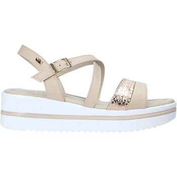 Pantofi Femei Sandale  Valleverde 32320 Bej