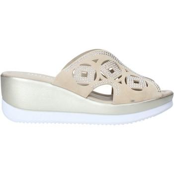 Pantofi Femei Sandale  Valleverde 32150 Bej