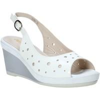 Pantofi Femei Sandale  Melluso HR70521 Alb
